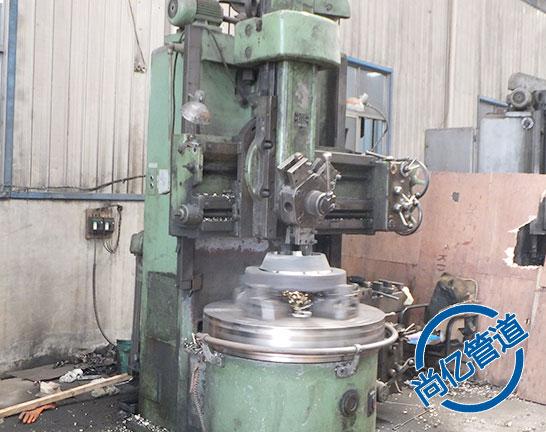 不锈钢316法兰生产加工1